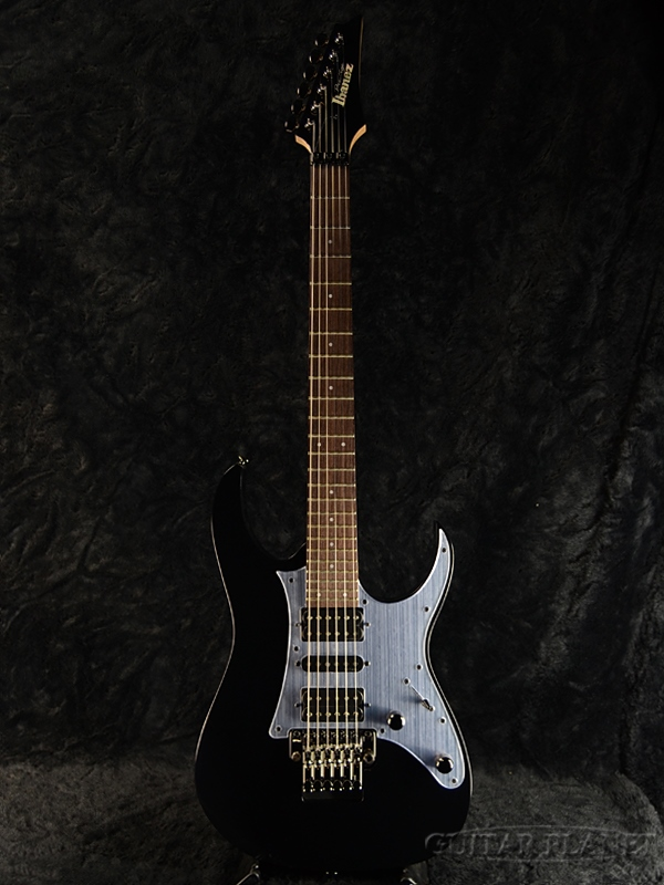 Ibanez Prestige RG2550ZA Mystic Night Metallic 新品[アイバニーズ][RGシリーズ][プレステージ][Black,ブラック,黒][Stratocaster,ストラトキャスター][Electric Guitar,エレキギター]