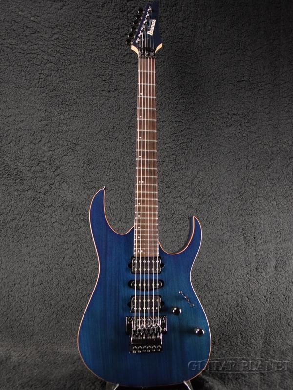 【2019NEW Model!!】Ibanez Prestige RG3070 DBF 新品[アイバニーズ][RGシリーズ][ディープブルー,青][Stratocaster,ストラトキャスター][Electric Guitar,エレキギター]