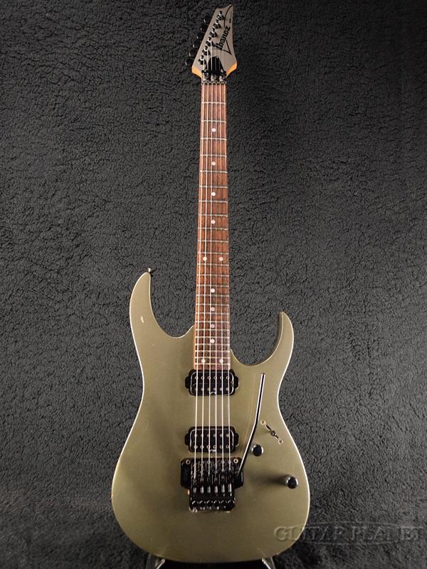 【中古】Ibanez RG320B -PT- 1998年製[アイバニーズ][RGシリーズ][Pewter,ピューター][Stratocaster,ストラトキャスタータイプ][Electric Guitar,エレキギター]【used_エレキギター】