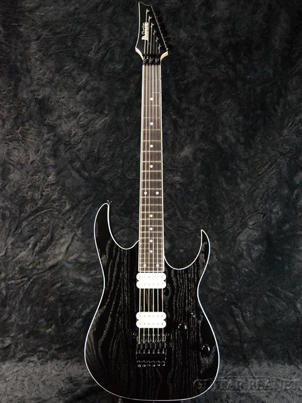 【限定モデル】Ibanez RGR652 AHB-WK 新品[アイバニーズ][RGシリーズ][リバースヘッド][Black,ブラック,黒][Stratocaster,ストラトキャスタータイプ][Electric Guitar,エレキギター]
