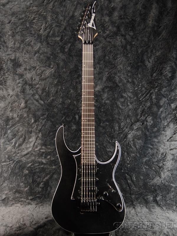 Ibanez RG350ZB-WK Weathered Black 新品[アイバニーズ][ブラック,黒][Stratocaster,ストラトキャスタータイプ][Electric Guitar,エレキギター]