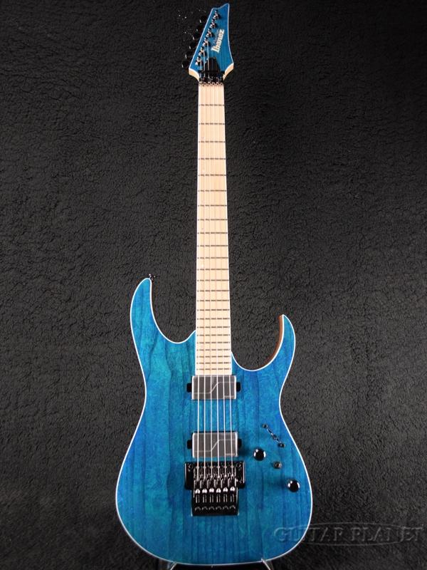Ibanez Prestige RG5120M FCN 新品[アイバニーズ][Blue,ブルー,青][Stratocaster,ストラトキャスター][Electric Guitar,エレキギター]