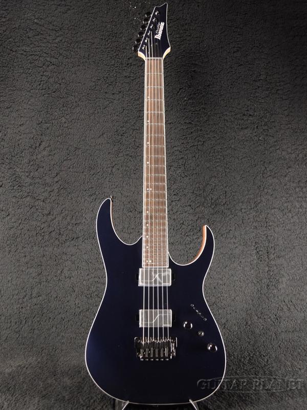 Ibanez Prestige RG5121 DBF 新品[アイバニーズ][Blue,ブルー,青][Stratocaster,ストラトキャスタータイプ][Electric Guitar,エレキギター]