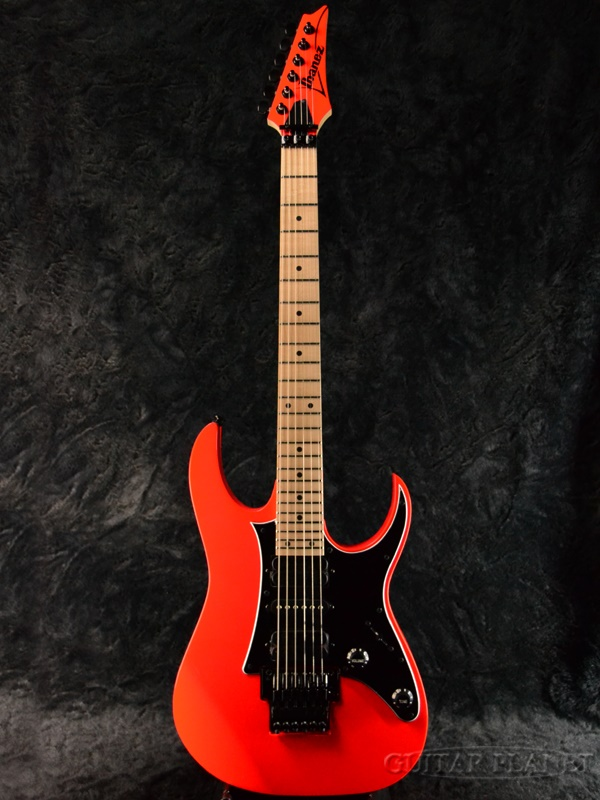 Ibanez RG550 -Road Flare Red- 新品[アイバニーズ][国産/日本製][ロードフレアレッド,赤][Electric Guitar,エレキギター][Stratocaster,ストラトキャスタータイプ]