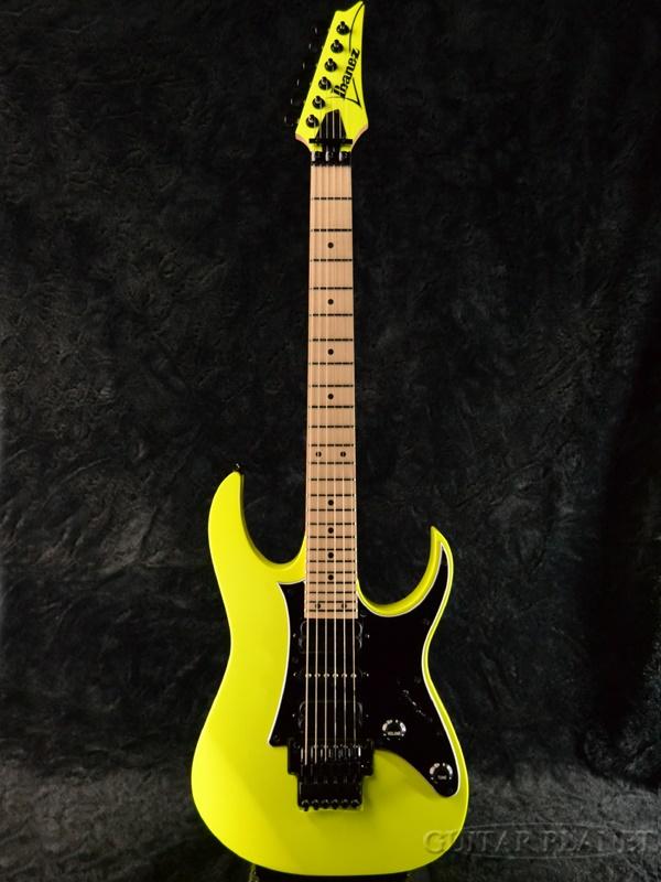 Ibanez RG550 -Desert Sun Yellow- 新品[アイバニーズ][国産/日本製][デザートサンイエロー,黄][Electric Guitar,エレキギター][Stratocaster,ストラトキャスタータイプ]