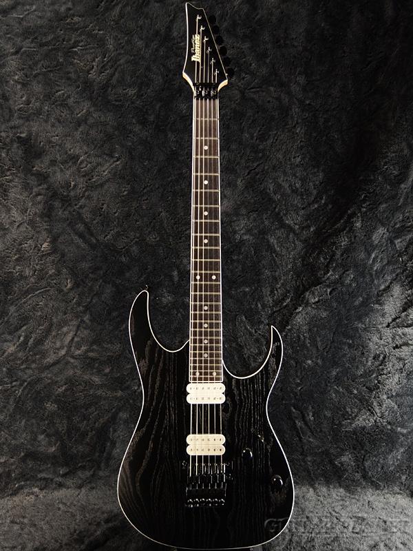 Ibanez Prestige RGR652AHB 新品[アイバニーズ][RGシリーズ][プレステージ][Black,ブラック,黒][Stratocaster,ストラトキャスタータイプ][Electric Guitar,エレキギター]
