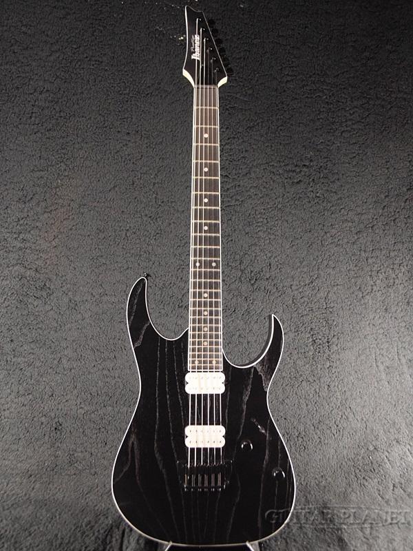 Ibanez Prestige RG652AHBF -WK- 新品[アイバニーズ][RGシリーズ][プレステージ][Black,ブラック,黒][Stratocaster,ストラトキャスタータイプ][Electric Guitar,エレキギター]