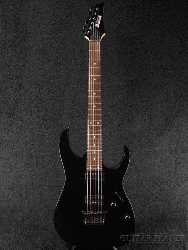 Ibanez Prestige RG652FX 新品[アイバニーズ][RGシリーズ][プレステージ][Black,ブラック,黒][Stratocaster,ストラトキャスタータイプ][Electric Guitar,エレキギター]