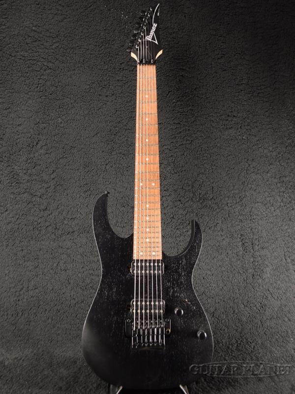 Ibanez RG7420Z -Weathered Black- Black- Ibanez -Weathered 新品[アイバニーズ][ブラック,黒][7strings,7弦][Stratocaster,ストラトキャスター][Electric Guitar,エレキギター], フラノシ:0074a45c --- avtozvuka.ru