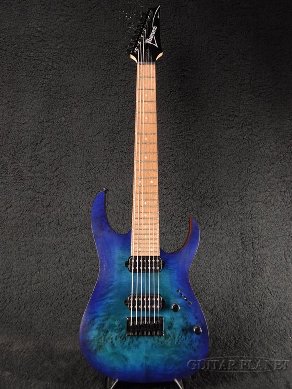 【2019NEW【2019NEW MODEL!】Ibanez RG7421PB RG7421PB MODEL!】Ibanez 新品[アイバニーズ][Blue,ブルー,青][7strings,7弦][Stratocaster,ストラトキャスター][Electric Guitar,エレキギター], 【使い勝手の良い】:f46a2898 --- avtozvuka.ru
