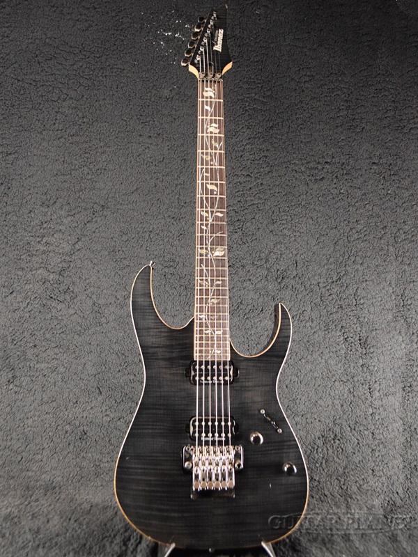 【中古】Ibanez j.custom RG8420ZD -Black Onyx- 2010年製[アイバニーズ][jカスタム][RGシリーズ][ブラック,黒][Stratocaster,ストラトキャスタータイプ][Electric Guitar,エレキギター]【used_エレキギター】