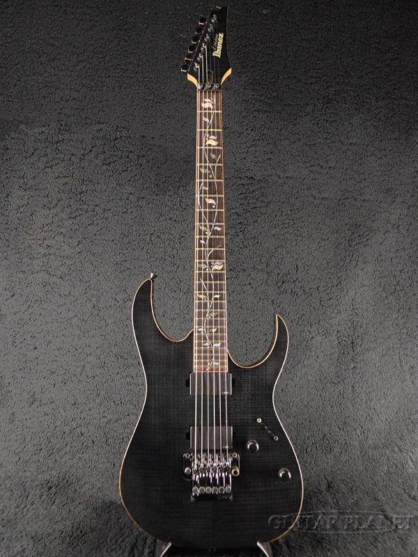 【中古】Ibanez j.Custom RG8420ZE -BX- 2010年製[アイバニーズ][jカスタム][RGシリーズ][Stratocaster,ストラトキャスタータイプ][ブラック,黒][Electric Guitar,エレキギター]【used_エレキギター】