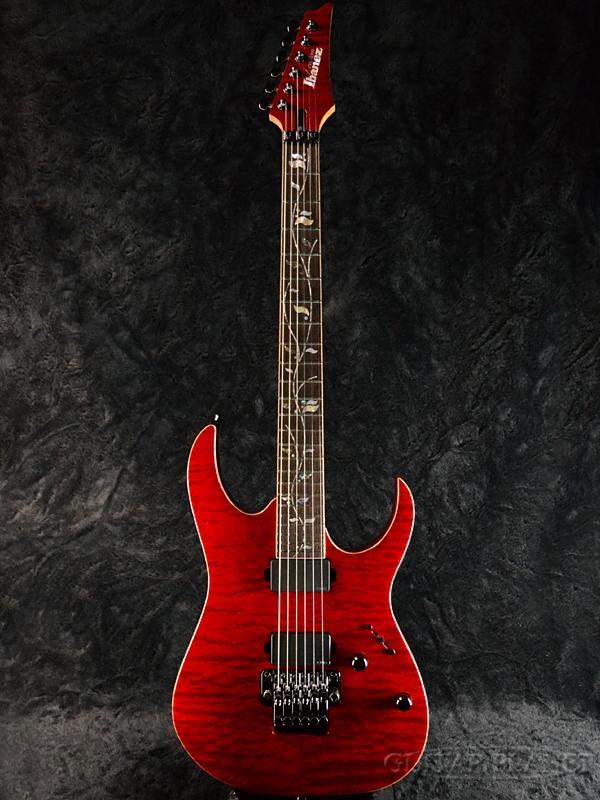 【限定品】Ibanez J.custom RG8520ZE-Red Spinel- 新品アウトレット[アイバニーズ][レッド,赤][Stratocaster,ストラトキャスタータイプ][Electric Guitar,エレキギター]
