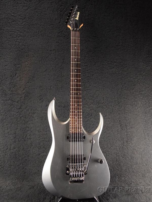 【中古】Ibanez RGD2120Z -CSM (Cobweb Silver Metallic)- 2010年製[アイバニーズ][エクストラロングスケール][RGシリーズ][コブウェッブシルバーメタリック,銀][Stratocaster,ストラトキャスタータイプ][Electric Guitar,エレキギター]【used_エレキギター】