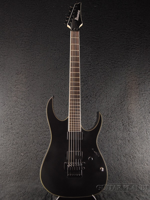 【アウトレット特価】Ibanez RGIR30BE -IRON LABEL- Black Flat- 新品[アイバニーズ][RGシリーズ][ブラックフラット,黒][Stratocaster,ストラトキャスタータイプ][Electric Guitar,エレキギター]