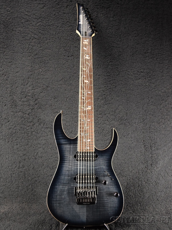Ibanez j.custom RGR8527FX - Black Rutile- 新品[アイバニーズ][Jカスタム][RGシリーズ][ブラック,黒][Stratocaster,ストラトキャスタータイプ][Electric Guitar,エレキギター]