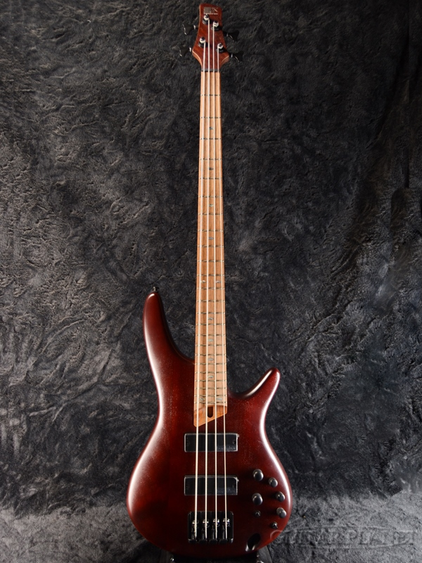 Ibanez SR500E-BM -Brown Mahogany- 新品[アイバニーズ][ブラウン,茶][Electric Bass,エレキベース]