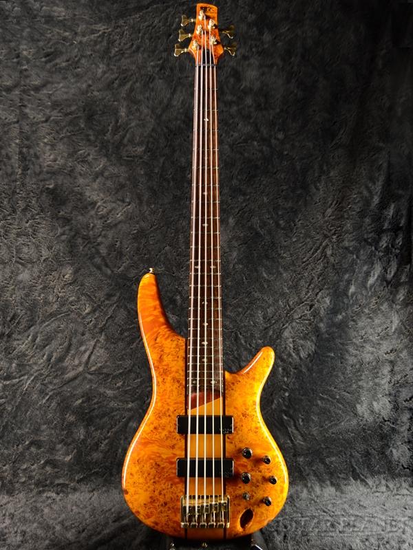 【中古】Ibanez SR805 -AMB-[アイバニーズ][SRシリーズ][5strings,5弦][Electric Bass,エレキベース]【used_ベース】