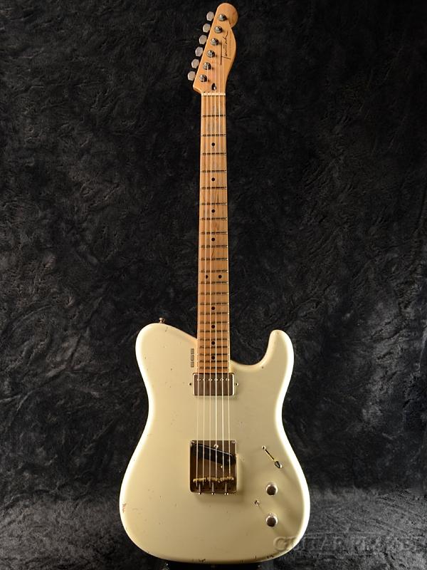 【中古】Tausch Electric Guitars 665 RAW -Relic White- 2014年製【国内流通希少モデル】新品[ライナータウシュ][レリックホワイト,白][Telecaster,テレキャスタータイプ][Electric Guitar,エレキギター]