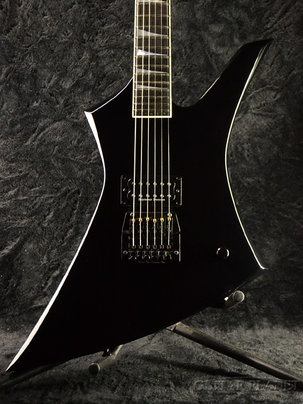 Jackson Custom Shop KE Kelly 1 h Kahler M.B by Mike Shannon new [Jackson], [custom shops] [Kerry] [Koehler] and [Mick channon] [Black, black, Black] [Electric Guitar, electric guitars]