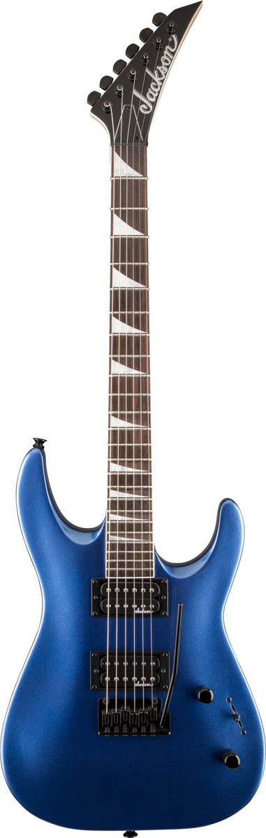 Jackson JS22 DINKY Metallic Blue 新品[ジャクソン][メタリックブルー,青][ディンキー][Electric Guitar,エレキギター]