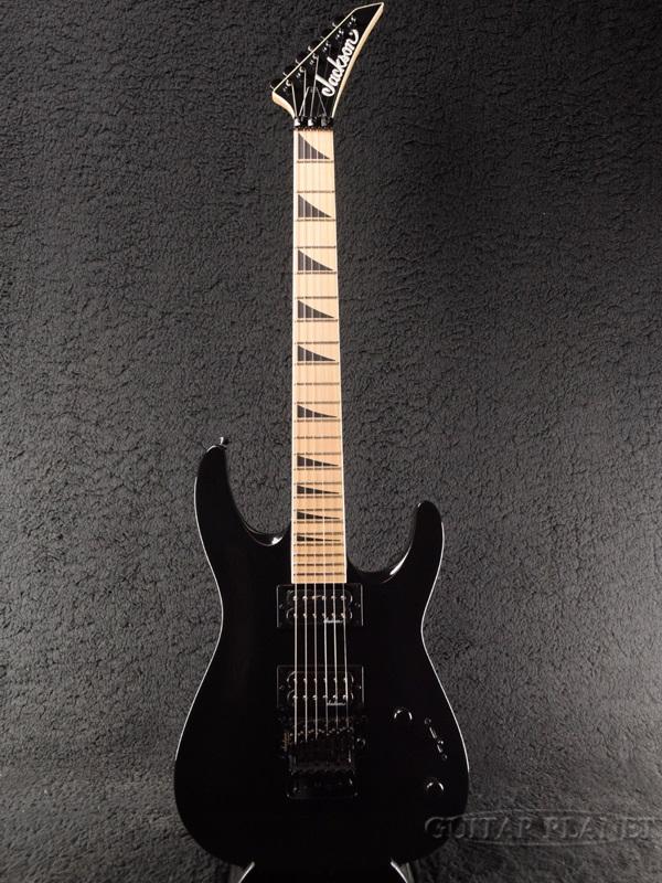 Jackson JS32 DINKY DKA-M Gloss Black 新品[ジャクソン][ディンキー][ブラック,黒][Electric Guitar,エレキギター]