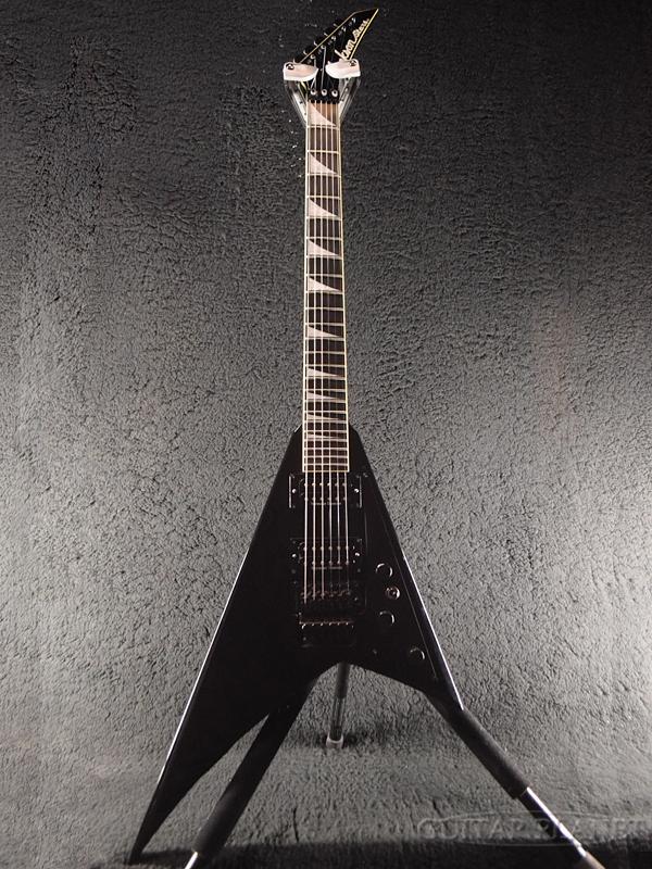 【中古】Jackson Stars RR-TN02 -Black- 2007年製[ジャクソンスターズ][Flying V,フライングVタイプ][ブラック,黒][Electric Guitar,エレキギター][RRTN02]【used_エレキギター】