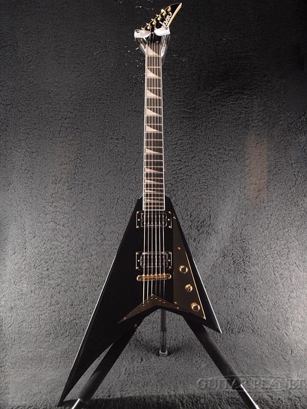 Jackson RRT-5 -Gloss Black- 新品[ジャクソン][RRT5][グロスブラック,黒][ランディローズ,ランディV][エレキギター,Electric Guitar]