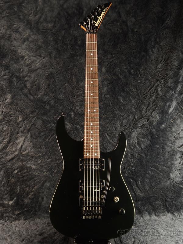 【中古】Jackson Super Dinky student Mod. -BLK (Black)- 1993年製[ジャクソン][スーパーディンキー][Stratocaster,ストラトキャスタータイプ][ブラック,黒][Electric Guitar,エレキギター]【used_エレキギター】