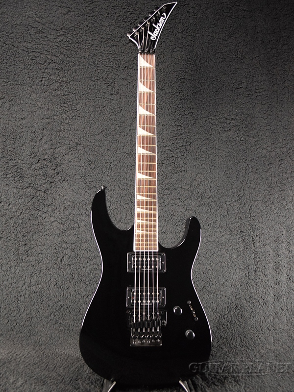 Jackson Soloist SLX-Black- 新品[ジャクソン][ソロイスト][フロイドローズ][ブラック,黒][Stratocaster,ストラトキャスタータイプ][Electric Guitar,エレキギター]