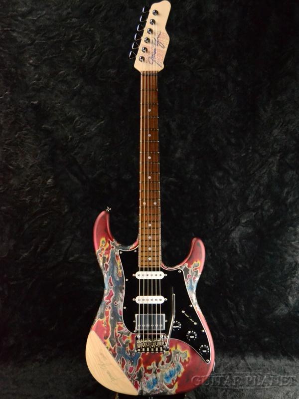 James Tyler 《世界限定75本/25周年モデル》 Studio Elite Burning Water 25th Anniversary ''30 0f 75'' 新品[ジェームス・タイラー][スタジオエリート][バーニングウォーター][Stratocaster,ストラトキャスタータイプ][Electric Guitar,エレキギター]
