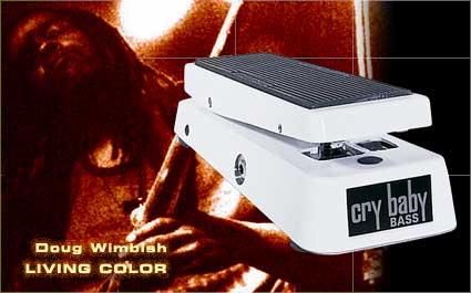 Jim Dunlop 105Q CryBaby Bass Wah 新品[クライベイビー][ベースワウ][エフェクター,Effector]_wpdl