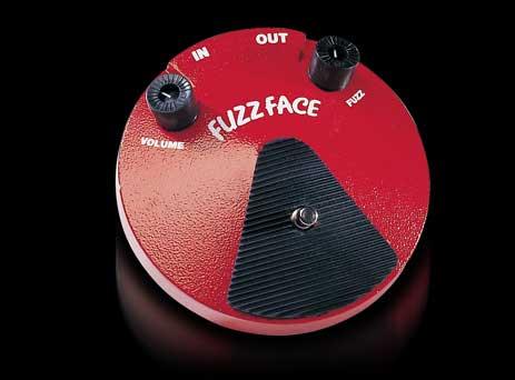 Jim Dunlop FUZZ FACE DISTORTION JD-F2 新品[ジムダンロップ][ファズフェイス][ディストーション][エフェクター,Effector][JDF2]_hzm