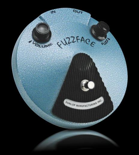 Jim Dunlop Jimi Hendrix FUZZ FACE JH-F1 新品[ジムダンロップ][ジミヘンドリックス][ファズフェイス][エフェクター,Effector][JHF1]_arti_hzm