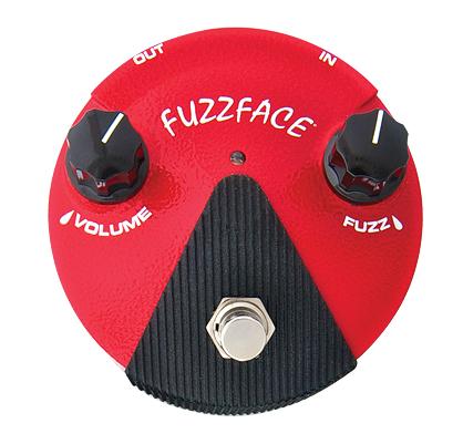 Jim Dunlop Fuzz Face Mini Germanium FFM2 新品 ファズ [ジムダンロップ][ミニ][ファズフェイス][ゲルマニウム][ファズ][エフェクター,Effector]