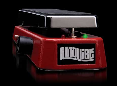 Jim Dunlop JD-4S ROTOVIBE 新品[ジムダンロップ][Vibrato,ビブラート][Chorus,コーラス][Pedal,ペダル][エフェクター,Effector][JD4S]_mdl