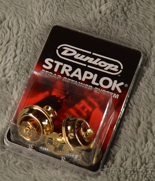【楽天市場】【ワイドエッジタイプ】jim Dunlop Straplok Sls1504g 新品 ロックピンセット