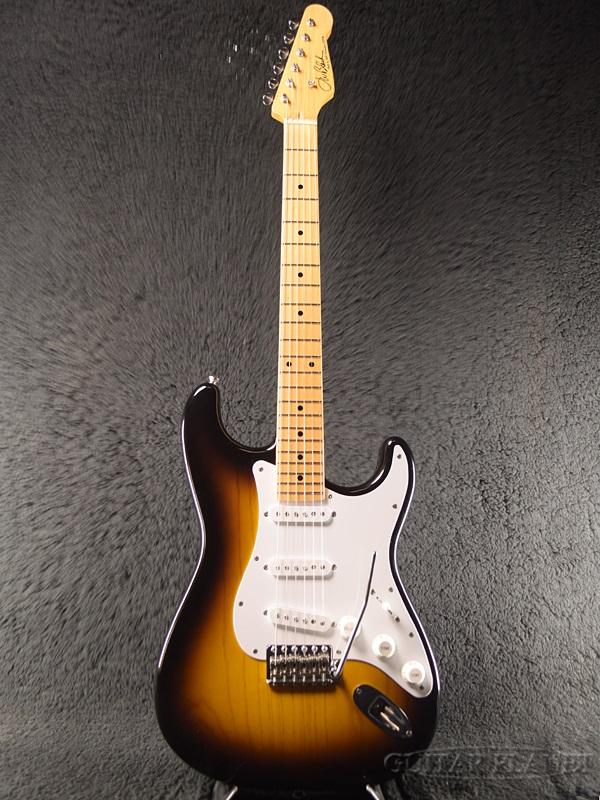 【中古】JWB Guitars JWB-JP-S -2 Color Sunburst/Maple- 2017年製[J.W.Black,ブラック][Stratocaster,ストラトキャスタータイプ][サンバースト][Electric Guitar,エレキギター]