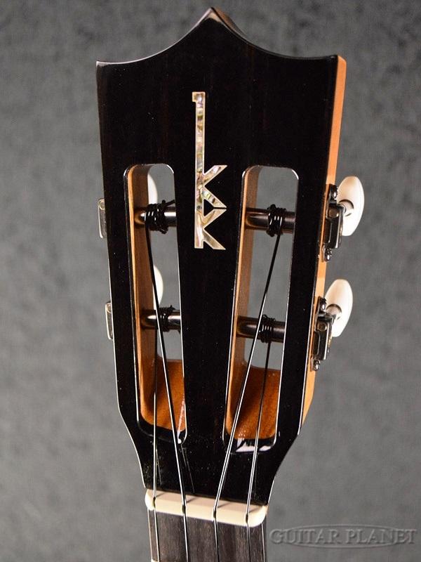 コンサート [HF2D-2I] [Hawaiian Koa,ハワイアンコア] #171963 [Deluxe] [カマカ] 新品スロテッドヘッド仕様 [Concert Ukulele,ウクレレ] デラックス/ Kamaka HF-2D2I