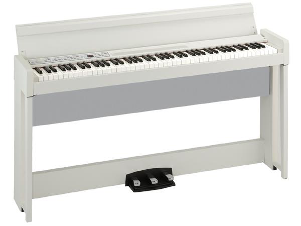 KORG C1 Air WH Digital Piano 新品 デジタルピアノ[コルグ][88鍵盤][White,ホワイト,白][Keyboard,キーボード]