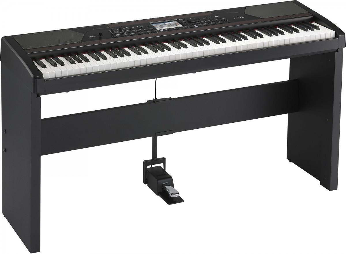 guitar planet brand new korg havian 30 digital ensemble piano korg 88 note digital piano. Black Bedroom Furniture Sets. Home Design Ideas