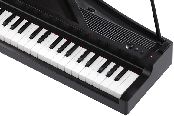 guitar planet korg micro piano brand new red mini keyboard korg micro piano digital piano. Black Bedroom Furniture Sets. Home Design Ideas