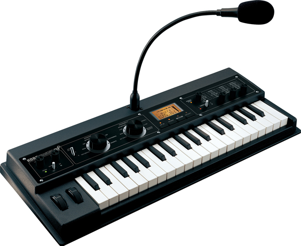 KORG micro KORG XL+ 新品 シンセサイザー/ボコーダー[コルグ][マイクロコルグ][Synthesizer][Vocoder][Keyboard,キーボード]