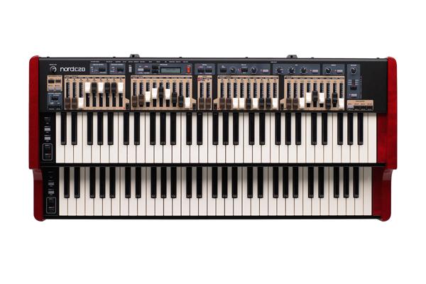 Nord C2D 新品 コンボオルガン 2段 61鍵盤 ノード Organ Digital Piano Keyboard デジタルピアノキーボード 返品保証 祝成人 売れ筋商品