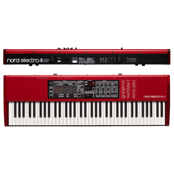 Clavia nord electro 4HP brand new 73 keyboard keyboard [Glavine], [Nord],  73 Keys [electronic organ, Organ, Piano, electric piano [Synthesizer,