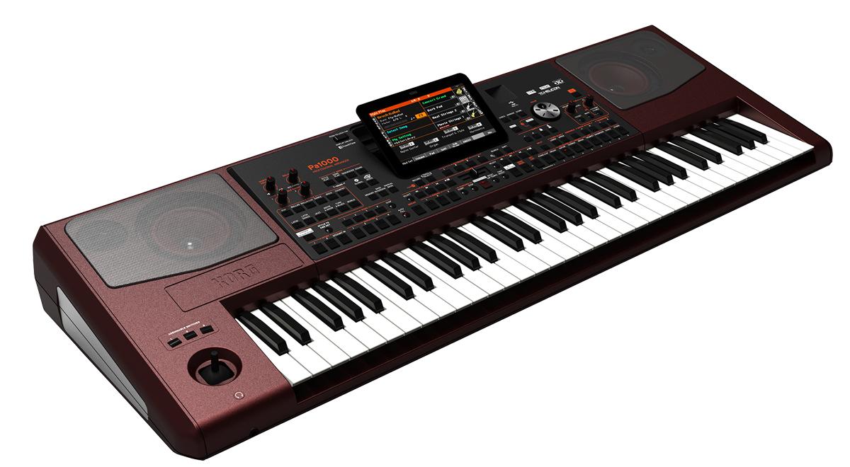 KORG Pa1000 Professional Arranger 新品 アレンジャーキーボード[コルグ][61鍵盤][Keyboard,Piano,ピアノ][Pa-1000][動画]