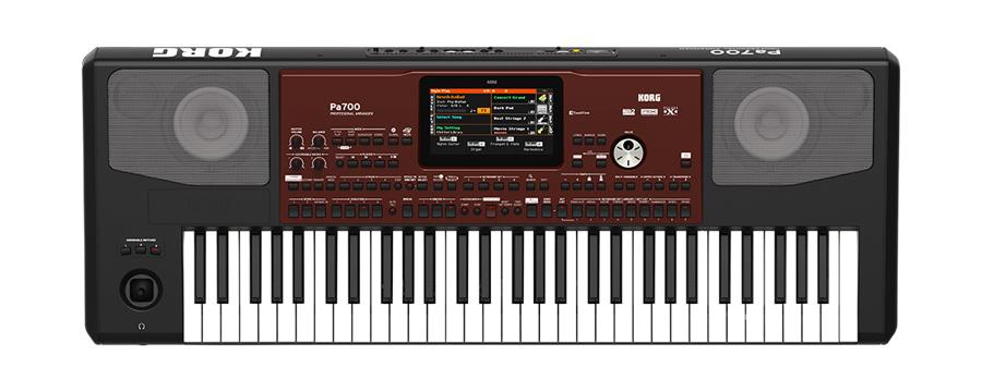 KORG Pa700 PROFESSIONAL ARRANGER 新品 ミュージック・ワークステーション[コルグ][プロフェッショナルアレンジャー][88keys][Synthesizer,シンセサイザー]