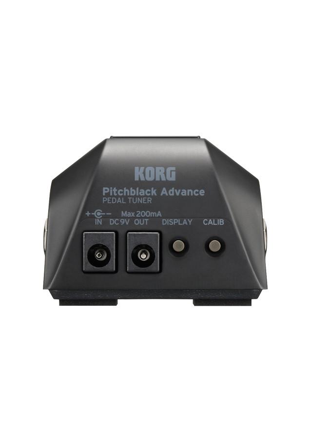 KORG 漆黑提前 PB AD 全新踏板调谐器 [Korg],[漆黑提前] [踏板调谐器、 效应器和效应器 [PBAD]