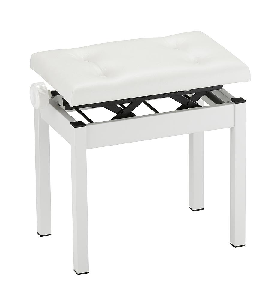 KORG PC-550 White Piano Bench 新品 ピアノベンチ[コルグ][椅子,イス][ホワイト,白]