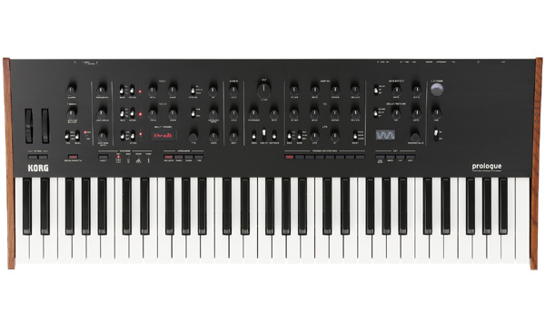 KORG prologue-16 新品 アナログシンセサイザー[コルグ][プロローグ][Analogue Synthesizer][Keyboard,キーボード]